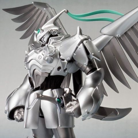 「機甲界ガリアン 鉄の紋章」より、ハイ・シャルタットが駆る「飛甲兵」がROBOT魂に登場!