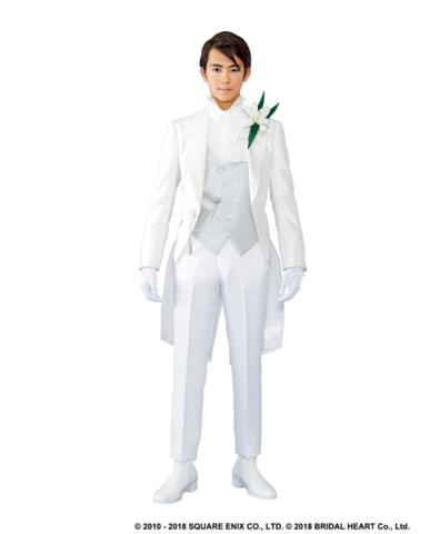 FF14」が神戸の結婚式場「デゼーロ」とコラボ! リアルエオ婚