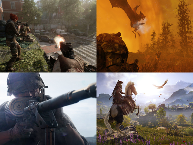 年末年始に遊んで欲しい!2018年下半期に発売された、人気の最新PCゲーム5選!