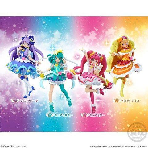 「スター☆トゥインクルプリキュア」キューティーフィギュア第1弾のコンプリートセット「Spesial Set」が登場!