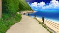 Switch「Summer Pockets」、2019年春発売決定! のどかな島を舞台にひと夏の物語を描いたKey最新作