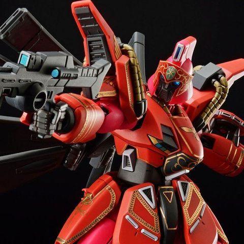 「機動戦士ガンダム F91 MSV」、真紅のビギナ・ギナ(ベラ・ロナ スペシャル)のRE/100シリーズ、3次受付がスタート!