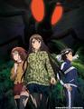 アニメ「巨蟲列島」にM·A·O、福圓美里、たかはし智秋らが出演