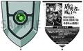 「盾の勇者の成り上がり」第3話あらすじ&先行カット公開!「盾」型ステッカー配布会&ポスタージャックキャンペーン決定