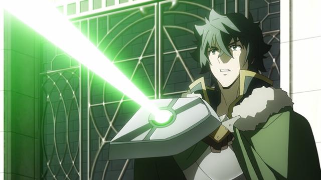 盾の勇者の成り上がり」第3話あらすじ&先行カット公開!「盾」型 ...