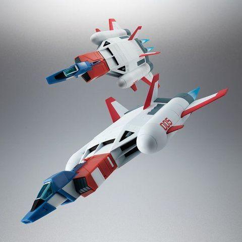 「機動戦士ガンダム」劇場版に登場したコア・ブースター、スレッガー005&セイラ006がROBOT魂 ver.A.N.I.M.E.に登場