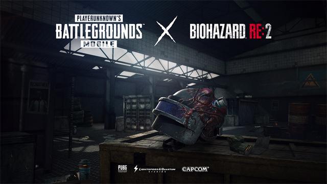 スマホゲーム「PUBG MOBILE」、「バイオハザードRE:2」とのコラボモードを来月公開決定!