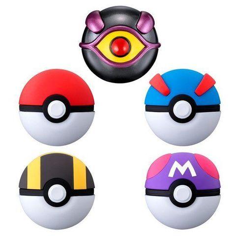 7月12日(金)劇場公開「ミュウツーの逆襲 EVOLUTION」に登場するミュウツーボールが「ボールコレクション」シリーズで登場!