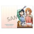 TVアニメ「ソードアート・オンライン アリシゼーション」から、A4サイズのクリアファイルセットが登場!
