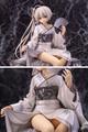 人気PCゲーム「ヨスガノソラ」より、着物姿の春日野穹のフィギュアが登場! 裾からしなやかにのぞく脚線美にくぎづけ!