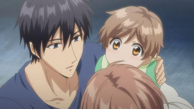 TVアニメ「パパだって、したい」より、2/3(日)より放送の第5話先行カットが到着!
