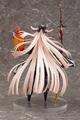 「FGO」より、決戦英霊として調整された「アルターエゴ/沖田総司〔オルタ〕」が長髪と黒衣の羽織をはためかせて登場!