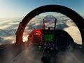 フライトゲーム最高峰に到達! ゲームの可能性を感じる「ACE COMBAT 7:SKIES UNKNOWN」のVRモードを体験してみた!