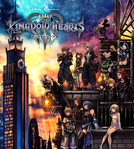 「KINGDOM HEARTS III」、シリーズ最速の全世界500万本出荷記録を樹立! PSストアにて記念セールも実施中