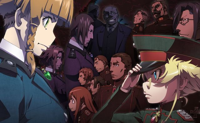 「劇場版 幼女戦記」公開記念、TVアニメ総集編6.5話を期間限定で公開中!