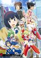 2019春アニメ「超可動ガール1/6」4/8よりTOKYO MXで放送決定! 河西健吾・徳井青空ら追加キャストも発表