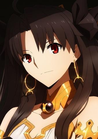 TVアニメ「Fate/Grand Order -絶対魔獣戦線バビロニア-」キャラクタービジュアル第4弾「イシュタル」を発表!