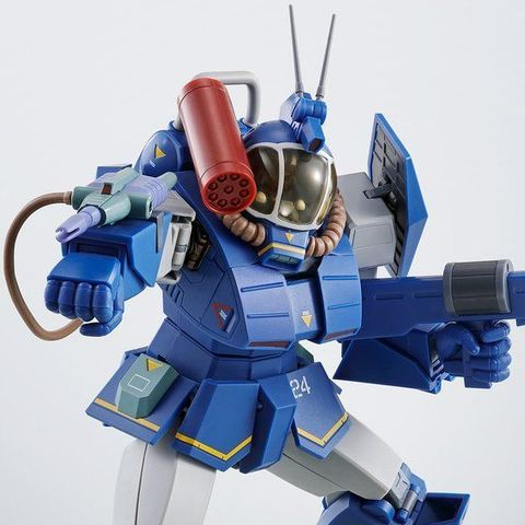 「太陽の牙ダグラム」から、「HI-METAL R ソルティックH8RF ラウンドフェイサー コーチマSpl.」が登場!!