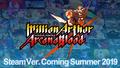 PC版「ミリオンアーサー アルカナブラッド」、2019年初夏発売決定! ティザームービーも公開に