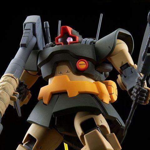 「機動戦士ガンダムZZ」より、ドムの系譜を継ぐ量産型MS「ドワッジ」がMGシリーズに登場!!