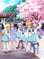 TVアニメ「Re:ステージ! ドリームデイズ♪」キービジュアル第1弾が公開!