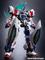 """高密度造形と合金の重量感""""HAGANE WORKS""""シリーズ第1弾!「斬魔大聖デモンベイン」の新たなフィギュアが誕生!"""