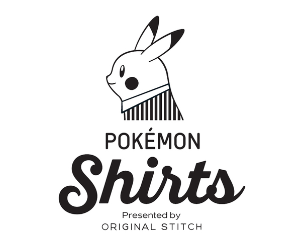 Original Stitch、「ポケモンシャツ」を明日2月27日11:00より発売開始! 先行販売分の開封レポもお届け