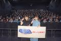 水瀬いのり&大西沙織がヒットをお祝い!「劇場版ダンまち ―オリオンの矢―」ヒット御礼舞台挨拶レポート!!