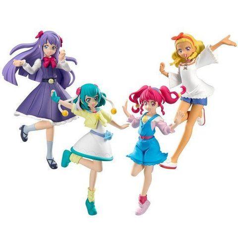 「スター☆トゥインクルプリキュア」から、キューティーフィギュア第2弾の全種セットが登場!!