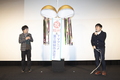 「PSYCHO-PASS SS Case.3 恩讐の彼方に__」舞台挨拶で、梶裕貴&中村悠一出演のTVアニメ第3期「PSYCHO-PASS 3」の制作が発表に!