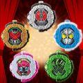 「君が選ぶ!欲しいDXライドウォッチ大投票タイム」投票で選ばれた5人の平成仮面ライダーのDXライドウォッチが商品化!!
