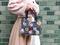 「デジモンアドベンチャー アクリルクリップセット」があまりにかわいかったので人生初の痛バを作ってオシャレタウンを闊歩してみた