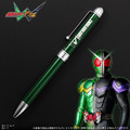 平成仮面ライダー19作品が多機能ボールペンに!象徴的な紋章やカラーリングで各ライダーを再現