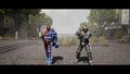 PS4「EARTH DEFENSE FORCE: IRON RAIN」、EDFが誇る戦闘用ビークルを公開!