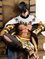 「Fate/Grand Order」から、ライダーの英霊「オジマンディアス」が、全高約200mmサイズの1/8スケールフィギュアで登場