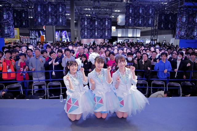 【Anime Japan2019】全力疾走の新曲「ダイヤモンドスマイル」を初披露! Run Girls,Run!の、1年間の成長を感じさせるミニライブ&お渡し会レポート