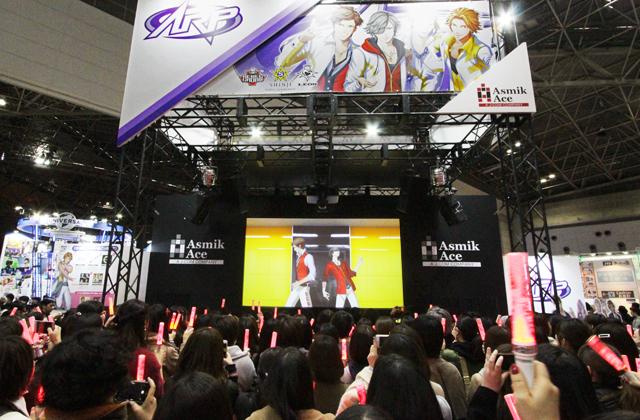 【AnimeJapan 2019】生中継によるライブパフォーマンスも大盛り上がり! 目下制作中のアニメの話や映像も飛び出した「ARP」特設ブースレポート
