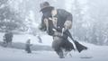 「レッド・デッド・オンライン」に新たな戦闘モード「地獄からの贈り物」が登場!