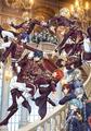 「劇場版 うたの☆プリンスさまっ♪ マジ LOVE キングダム」新ビジュアル・予告編映像が公開!劇場公開記念舞台挨拶も決定!