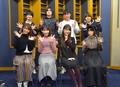 4月7日(日)放送開始!「なんでここに先生が!?」、第1話あらすじ&場面カット&キャスト集合写真を公開!