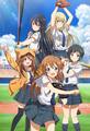 4月7日(日)放送開始!「八月のシンデレラナイン」、第1話あらすじ&先行カット公開!新キャラクターの追加発表も!