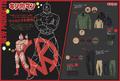 40周年記念! 正義の超人「キン肉マン」×作業服の超人「大川被服」による奇跡のコラボ「キン肉マン作業服」発売開始!