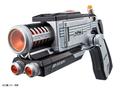 おとな向け変身ベルトCSMシリーズに、「仮面ライダー555」から「デルタギア」が登場!シリーズ初の音声認識システム搭載!!