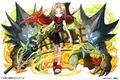 「パズル&ドラゴンズ」、人気漫画「シャーマンキング」との初コラボ企画が決定! 麻倉葉やハオが「パズドラ」に登場!