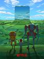 「ハガレン」入江泰浩、「カウボーイビバップ」川元利浩ら豪華スタッフによる新作アニメ「エデン」、Netflixにて制作決定!