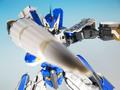 【声優・泰勇気の週末プラモ!】第1回 スミ入れするだけで驚きのカッコよさ!「MODEROID シンカリオン E7かがやき」を作ってみた!