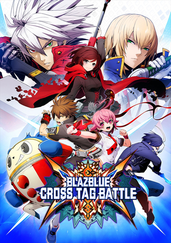 アーケード版「BLAZBLUE CROSS TAG BATTLE」、4月25日より全国のアミューズメント施設にて稼働開始!