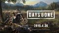 """PS4「Days Gone」、本日4月26日発売! 発売を記念したフルCGトレーラー""""最後の弾丸""""も公開に"""