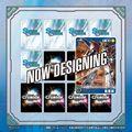 2人用対戦ゲーム「クルセイド」からサンライズアニメを主題に展開した「サンライズクルセイド」の美麗イラストが画集になって登場