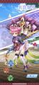 スマホゲーム「一騎学園」、4月26日より正式サービス中! フルオートバトルの美少女育成カードRPG×戦略SLG